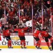 Порвали как Тузик грелку. Канада отгрузила Дании 14 шайб