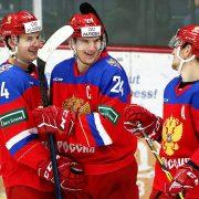 Россия пока не Канада. Наши с трудом перебегали датчан