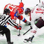 Скоро в составе сборной России начнётся чистка. Приезжают звёзды из НХЛ
