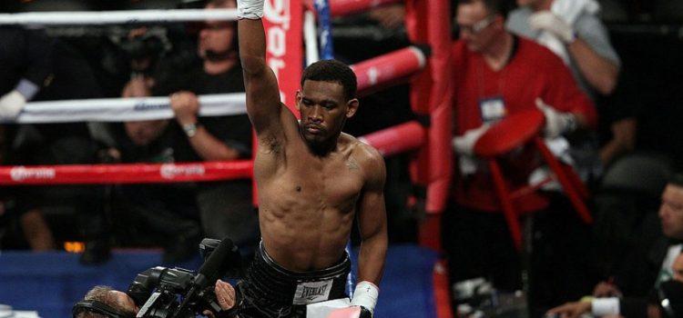 Джейкобс победил рак, взял пояс и скоро подерётся с самым кассовым боксёром мира