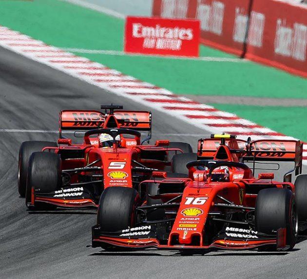 Квят показал темп, «Феррари» — как не стоит делать. Итоги Гран-при Испании