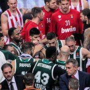 Жесть в чемпионате Греции. И проблема не в деньгах