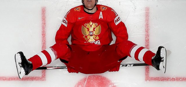 Что ещё можно улучшить в игре сборной России? Наши хоккеисты всё знают